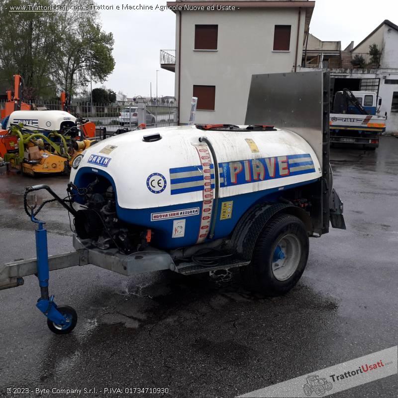 Atomizzatore  - piave georgia 1500 2