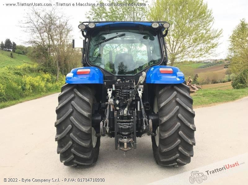Trattore new holland - t 6020 plus 4