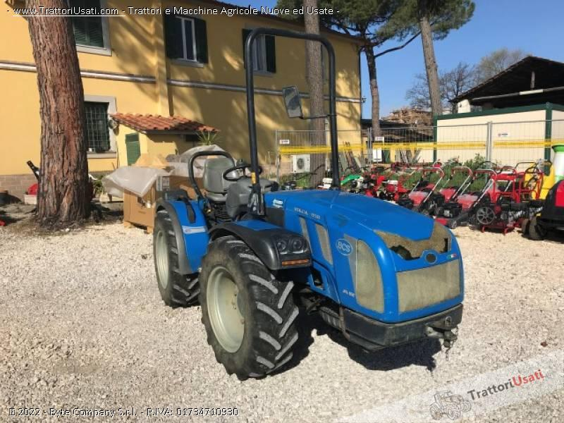 Trattore bcs - volcan 850 0
