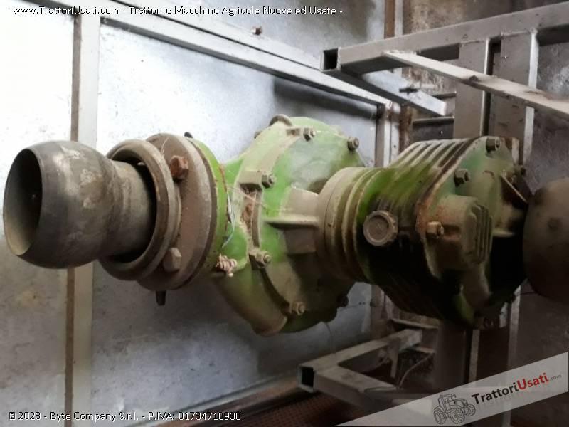 Pompa  - caprari d2 80 4