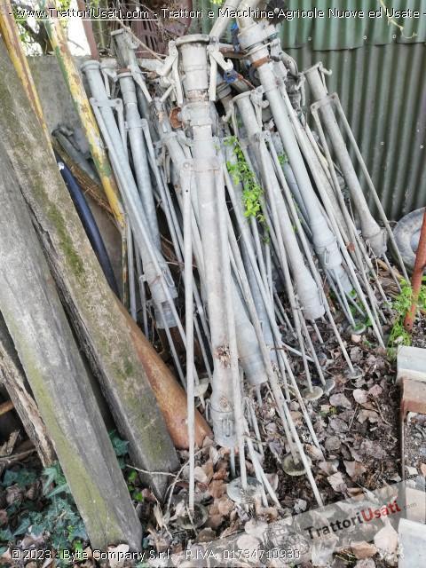Colonnette  - porta irrigatori 1