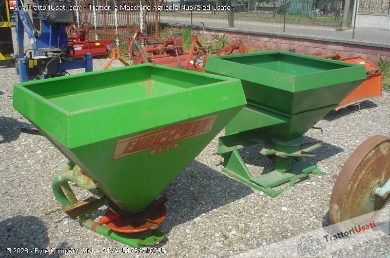 Spandiconcime  - vasca quadrata eurospand 0