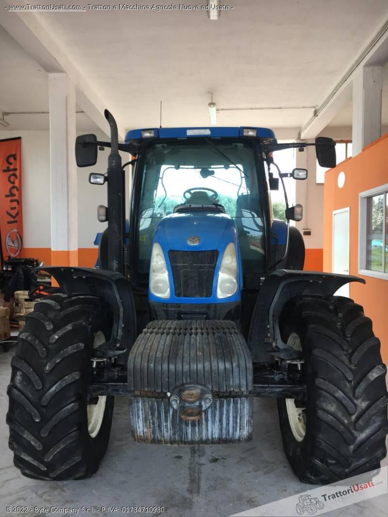 Trattore new holland - t6070 6
