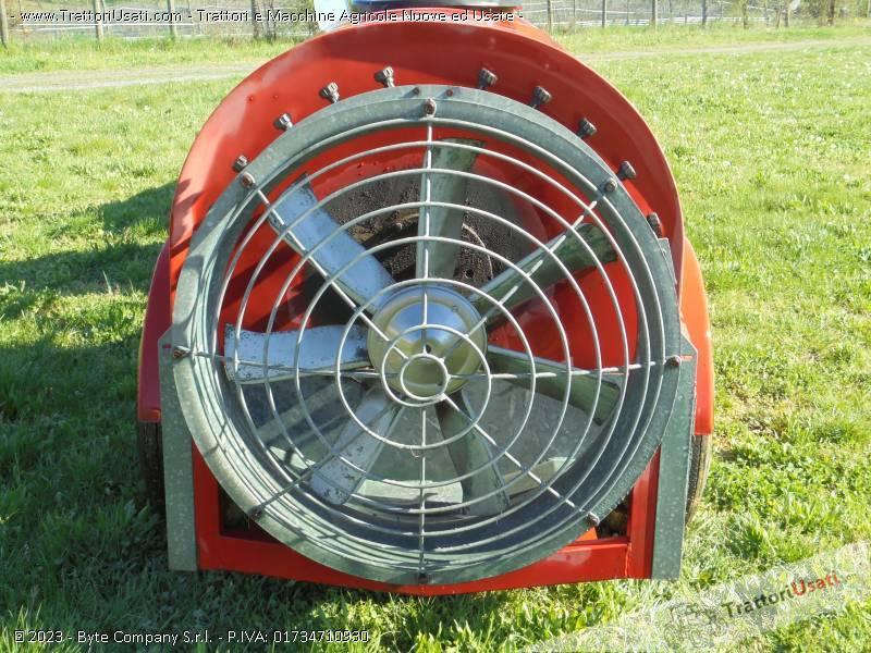 Atomizzatore  - mitterer 1000 litri 0