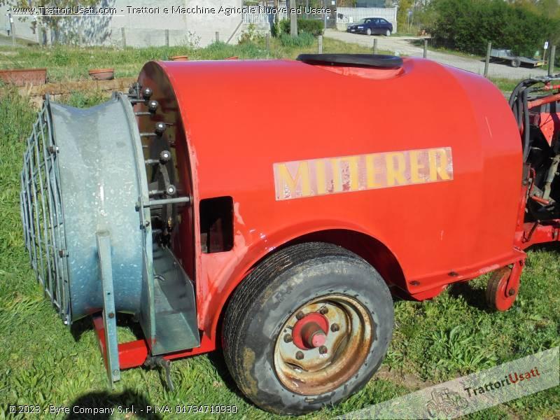 Atomizzatore  - mitterer 1000 litri 1