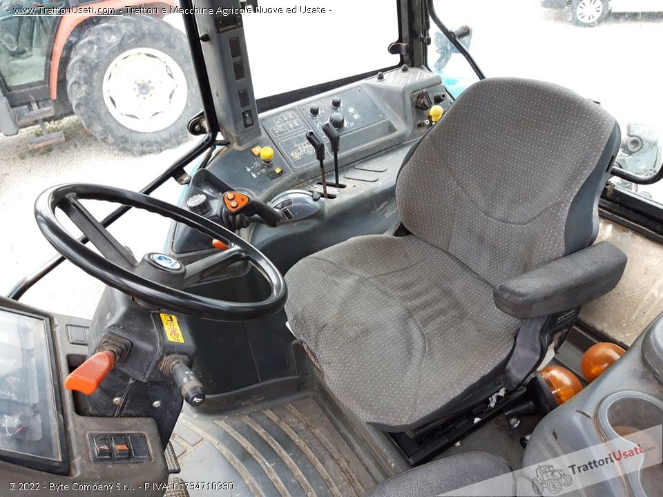 Trattore new holland - tm115 3
