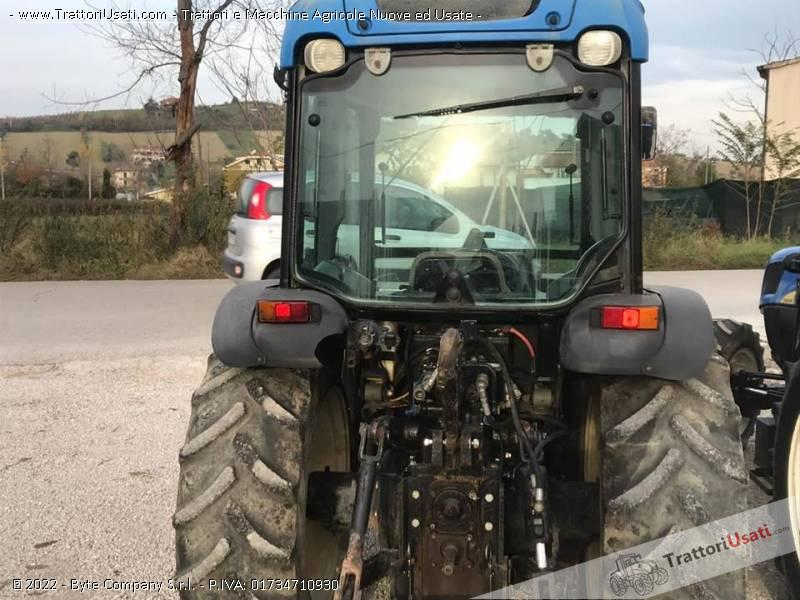 Trattore new holland - tn95f 4