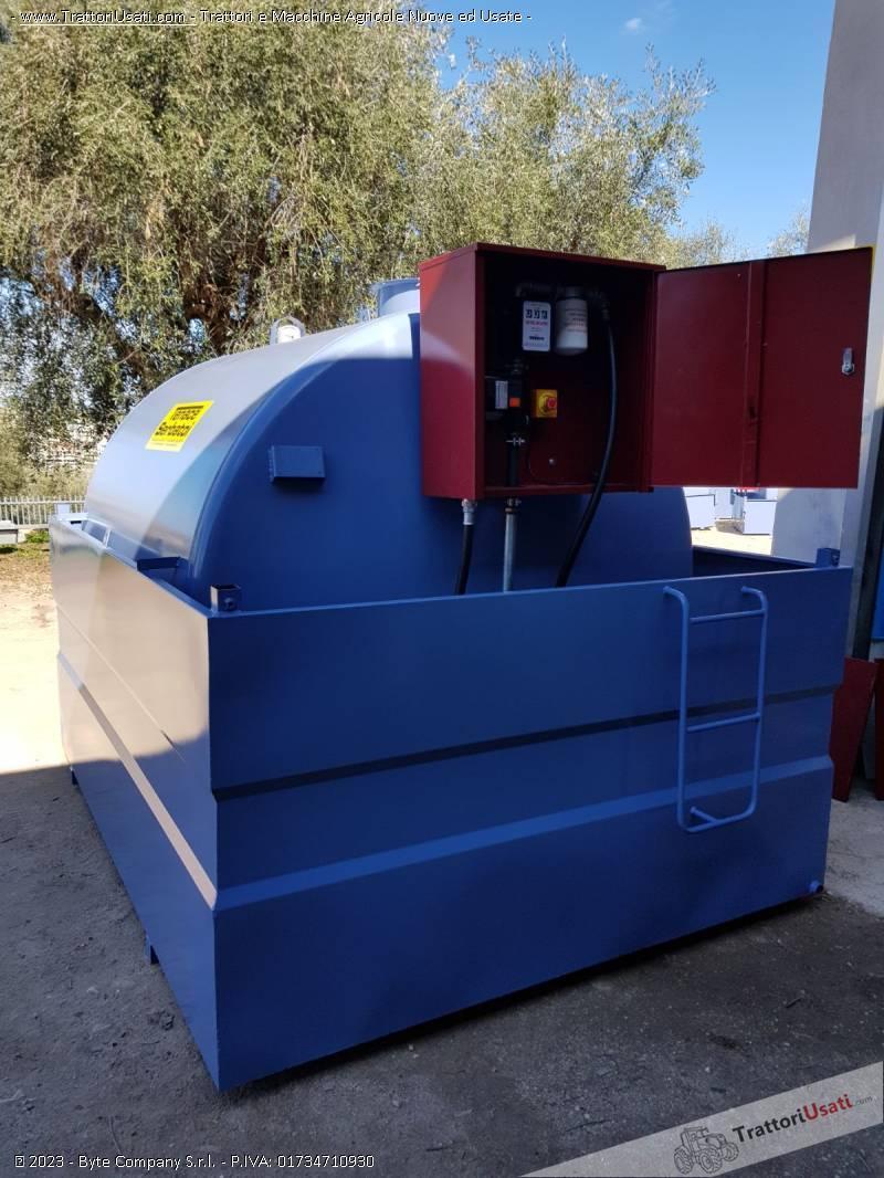 Cisterna  - tm30 litri 3000 tenace michele 0