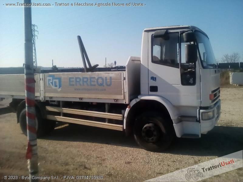 Autocarro fiat - 150/230 cabina corta iveco 0