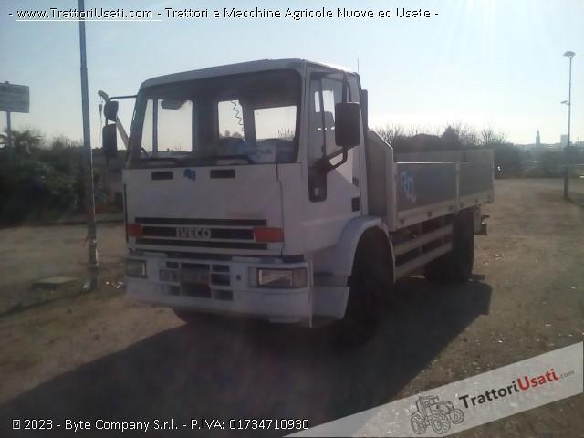 Autocarro fiat - 150/230 cabina corta iveco 1