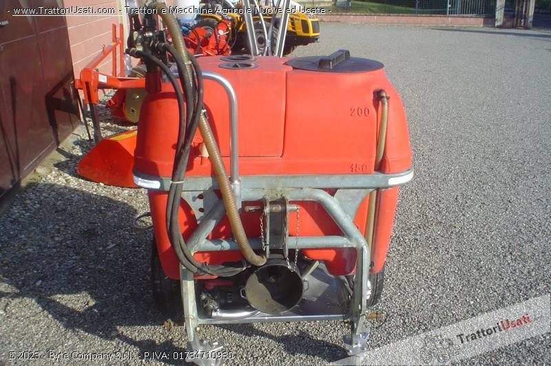 Atomizzatore  - dragone litri 200 2