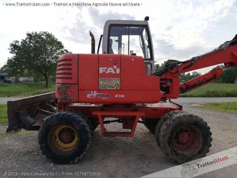 Escavatore  - fai 410 3