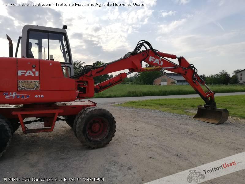 Escavatore  - fai 410 4