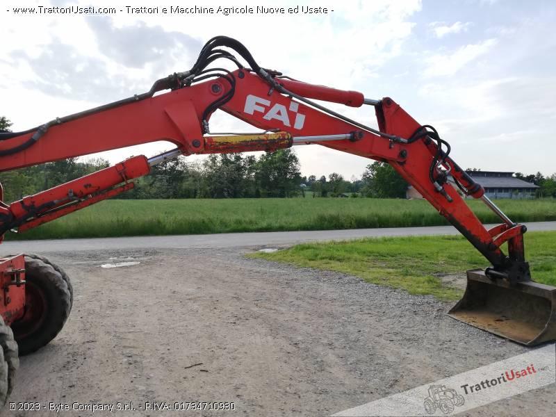 Escavatore  - fai 410 5