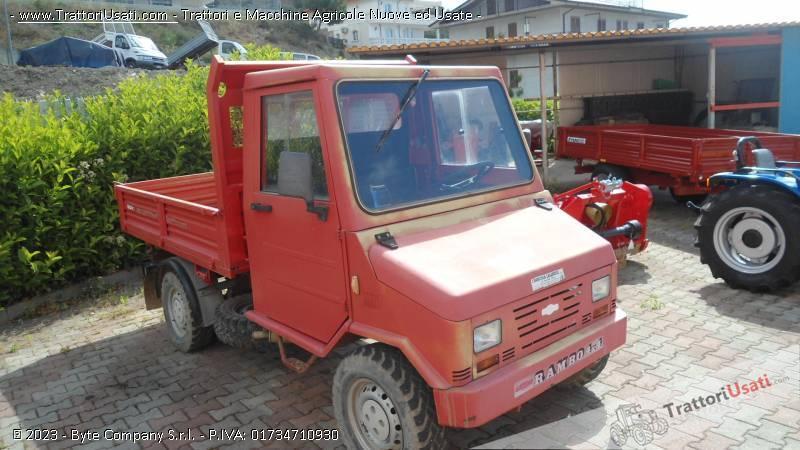 Transporter  - comaca rambo 4x4 0