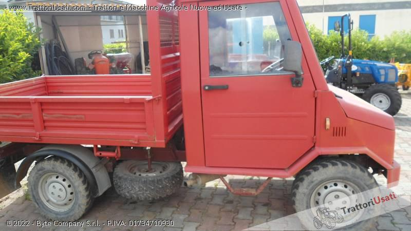 Transporter  - comaca rambo 4x4 1