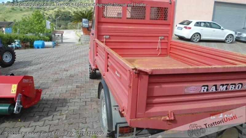 Transporter  - comaca rambo 4x4 2