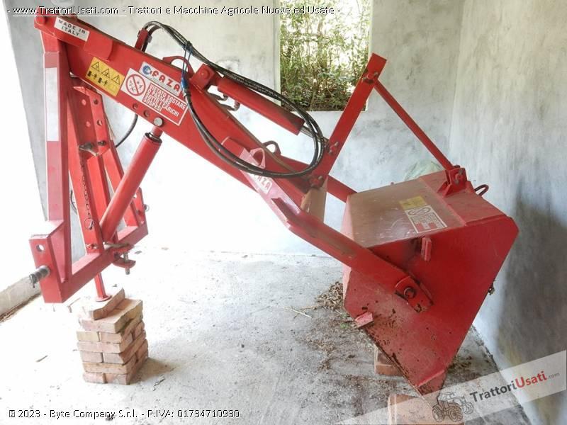 Pala  - faza per trattore 1