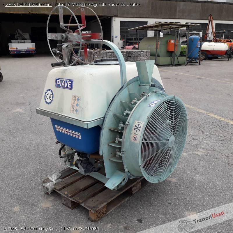 Atomizzatore  - piave lia 400 1