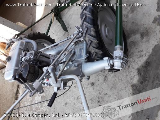 Falciatrice bcs - 622 benzina 15 cv 0