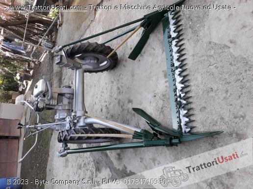 Falciatrice bcs - 622 benzina 15 cv 2