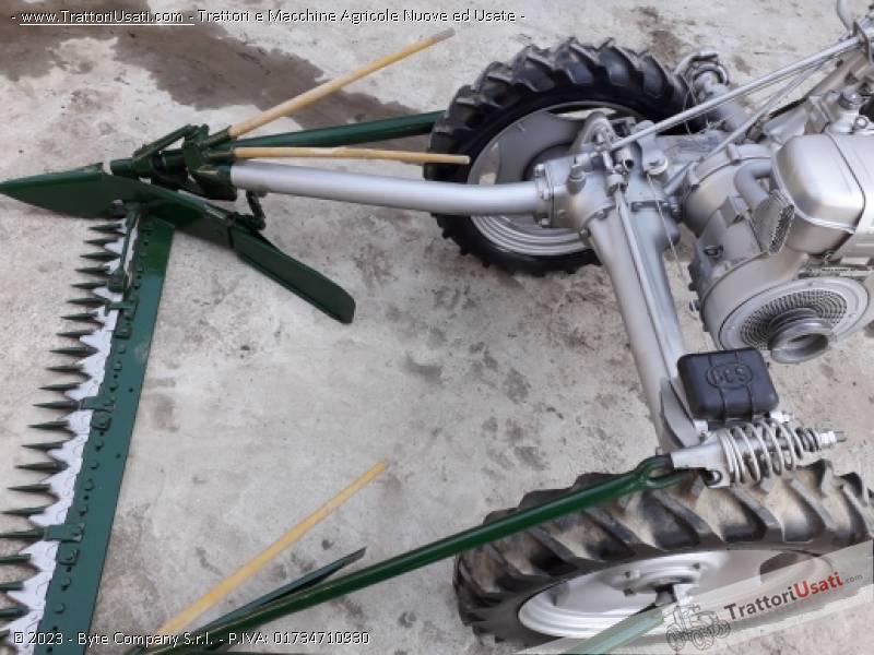 Falciatrice bcs - 622 benzina 15 cv 5