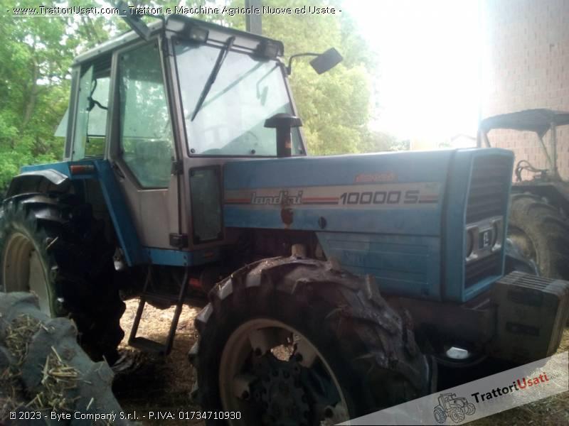Trattore landini - 10000s 1