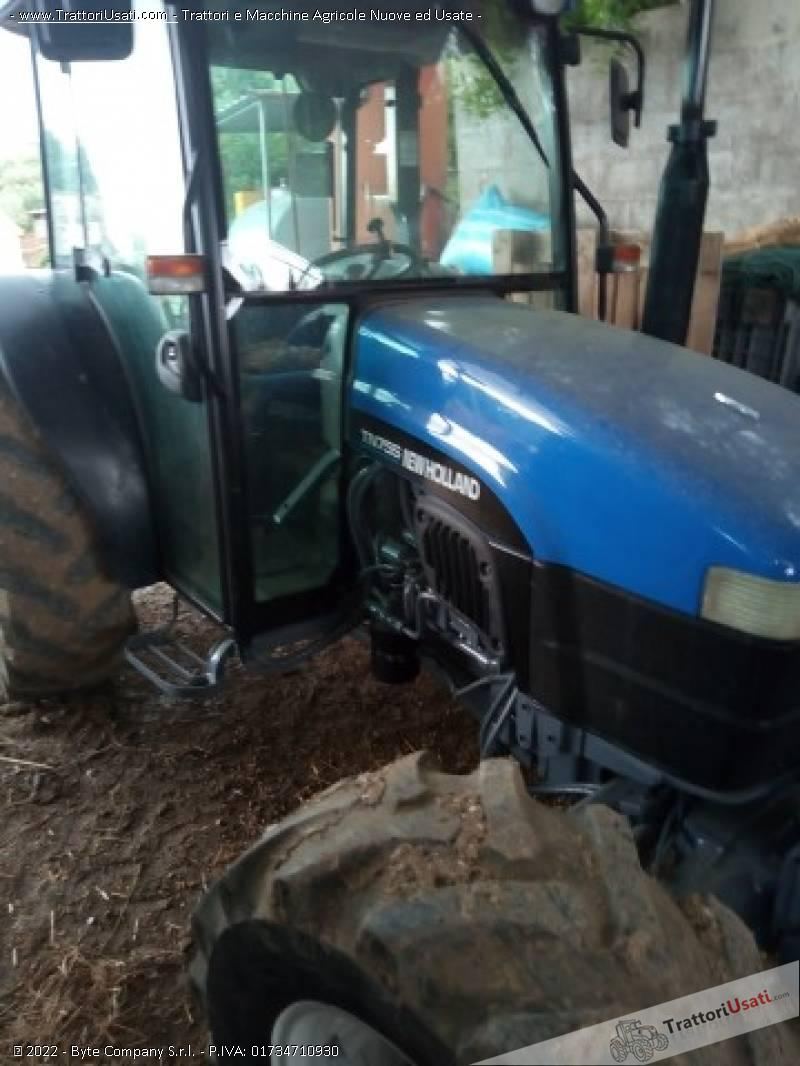 Trattore new holland - tn75s 0