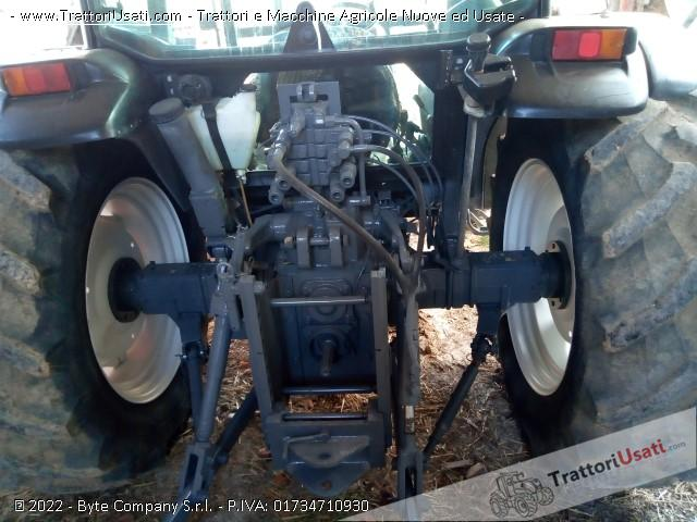 Trattore new holland - tn75s 2