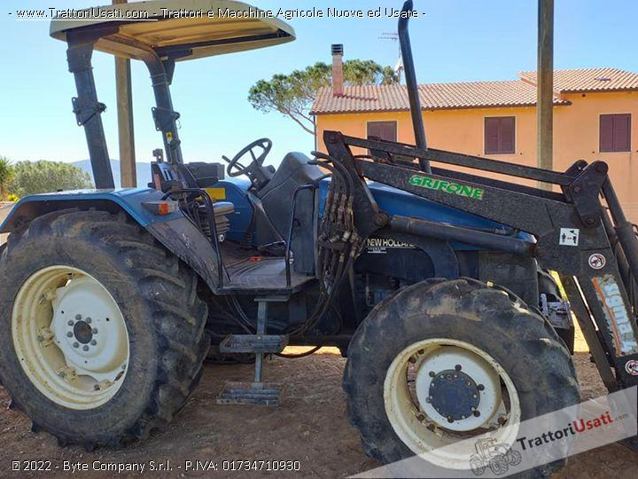 Trattore new holland - tl80 0