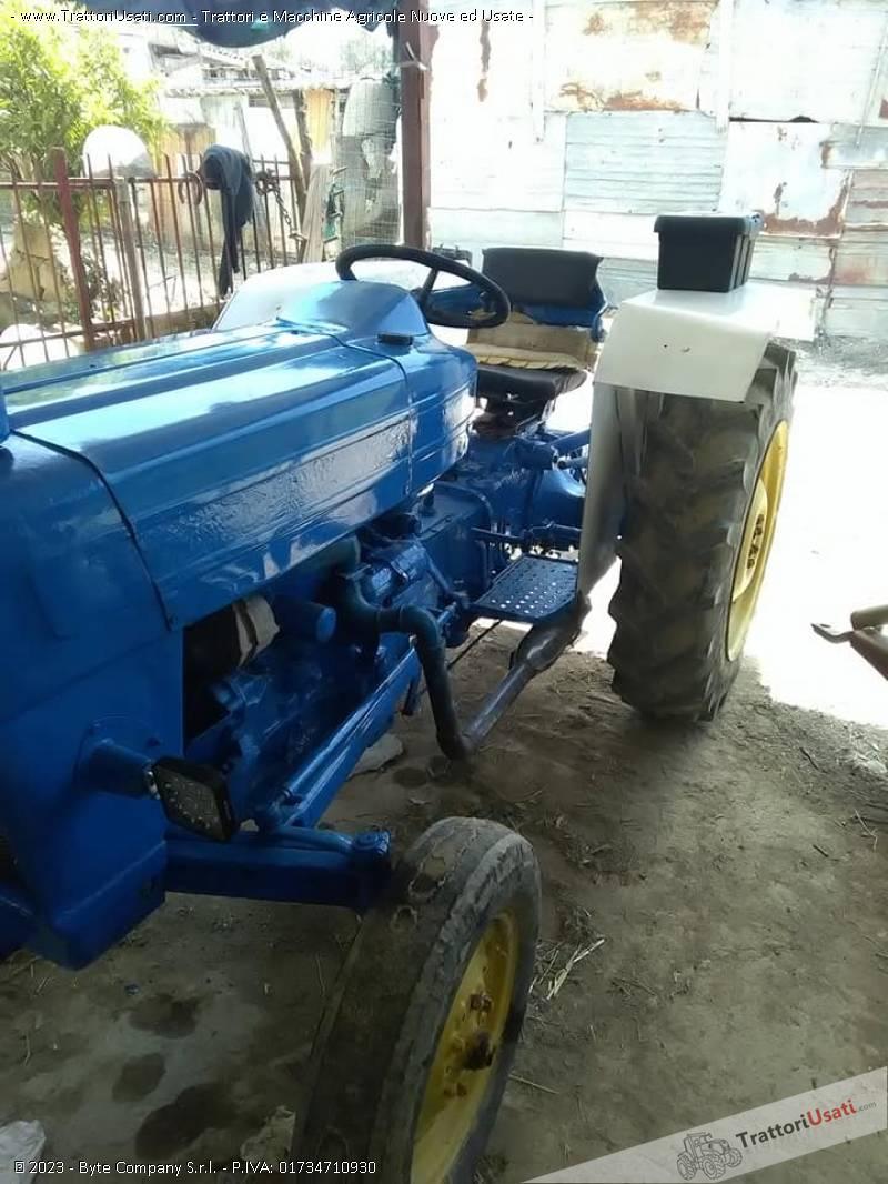 Trattore ford - 55 cv 0