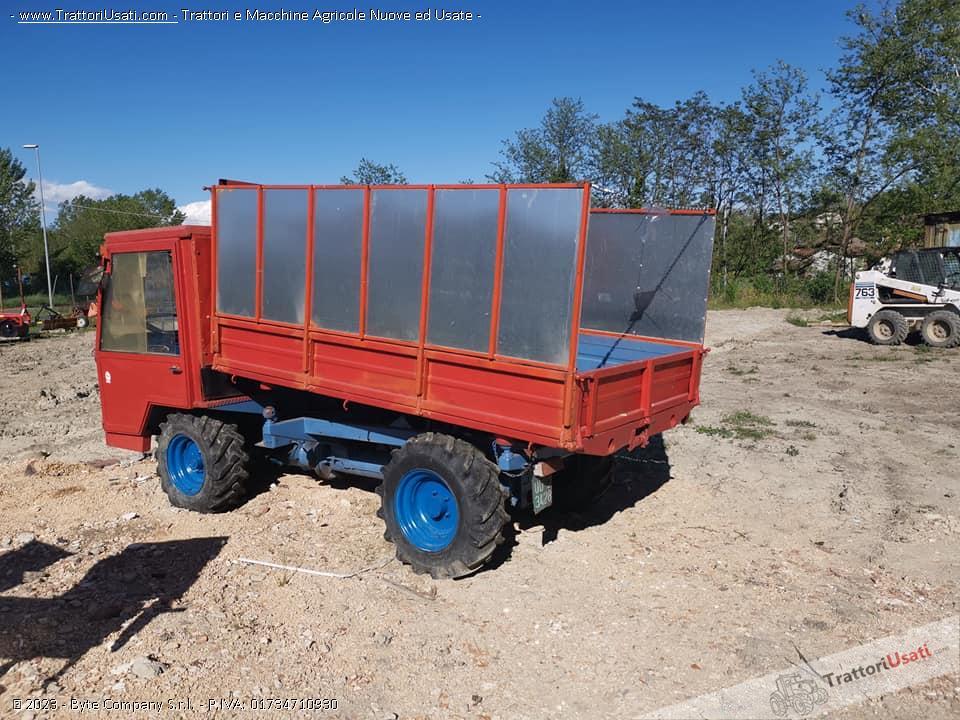 Motoagricola ferrari - transporter 0