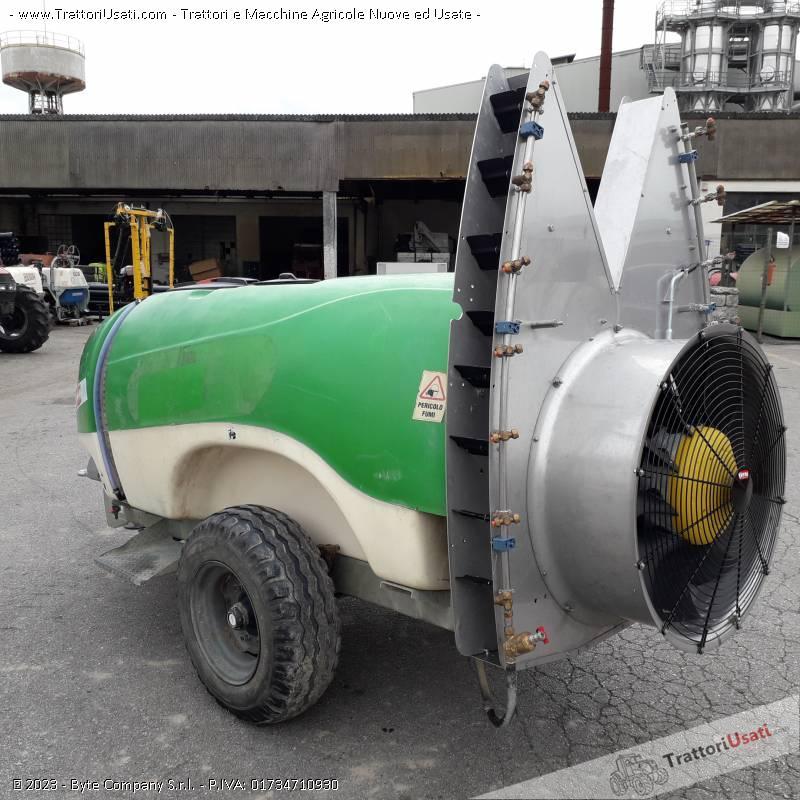 Atomizzatore  - europiave lt 2000 2