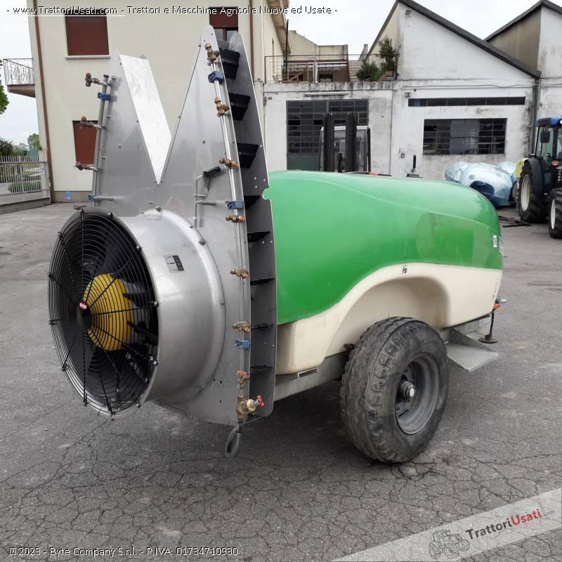Atomizzatore  - europiave lt 2000 3