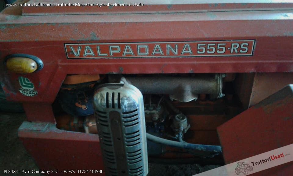 Trattore valpadana - 555 rs 0