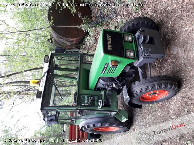 Trattore fendt - farmer 203 p 0