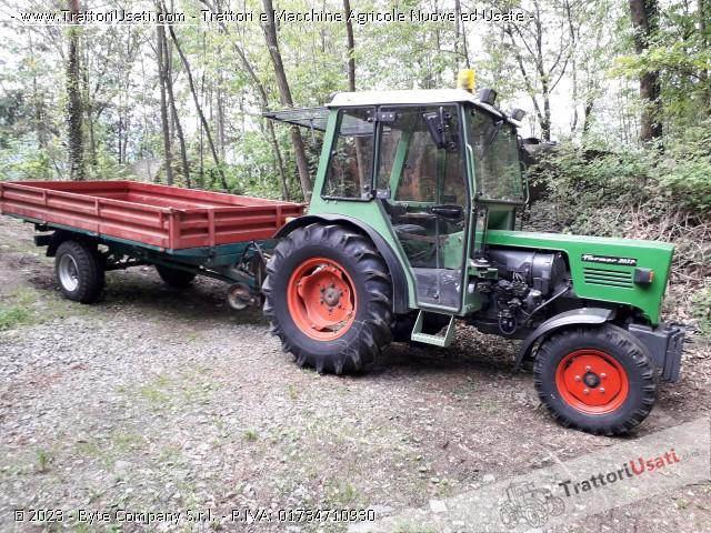 Trattore fendt - farmer 203 p 1