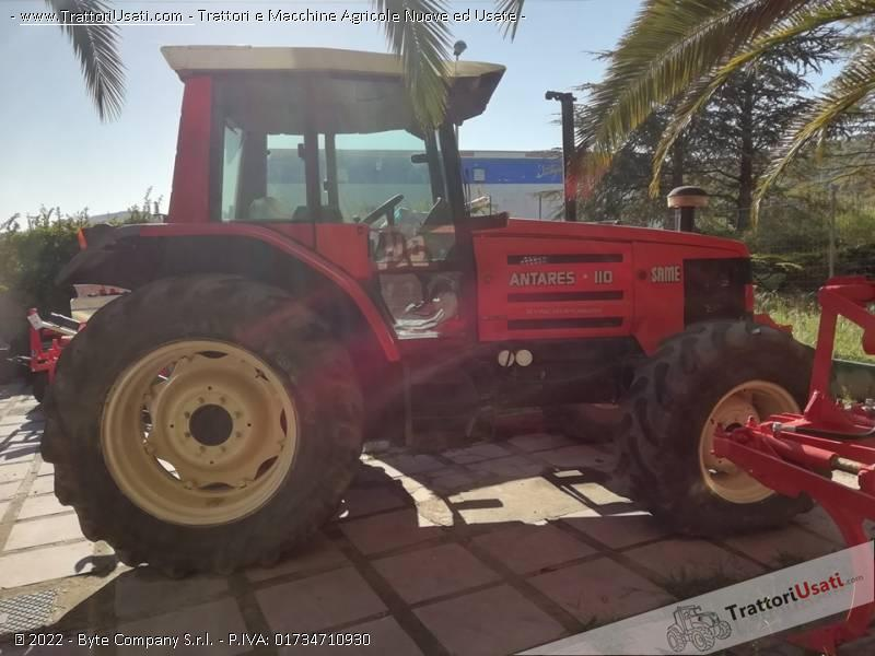 Trattore same - antares 110 a nuoro 0