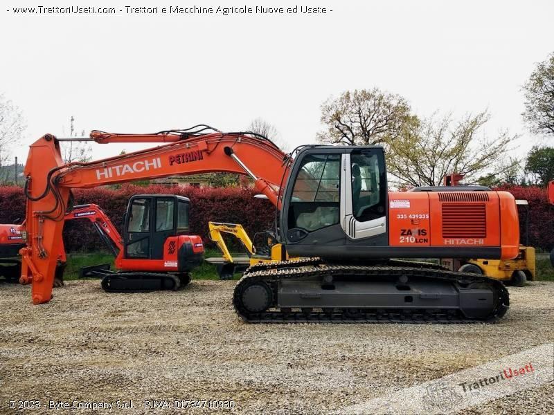 Escavatore  - zx210n hitachi 0