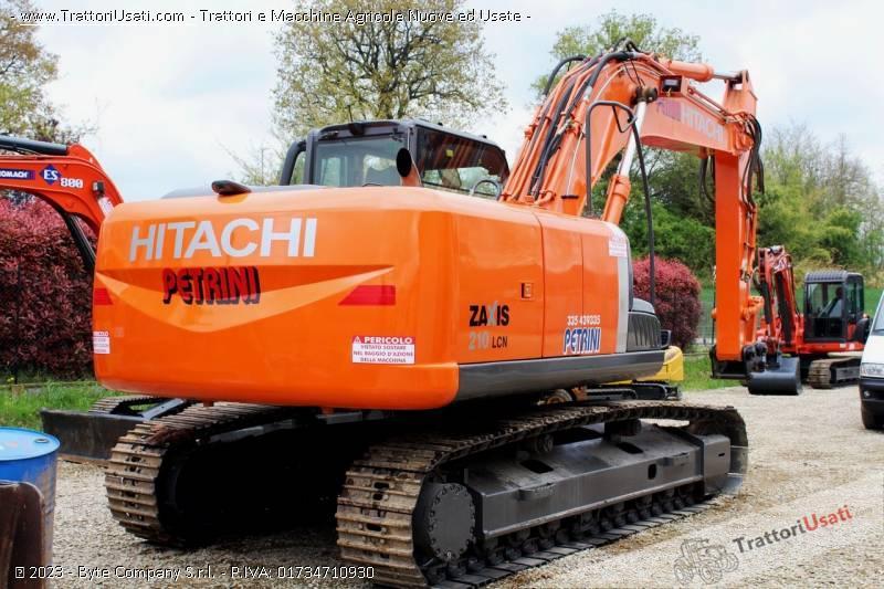 Escavatore  - zx210n hitachi 1