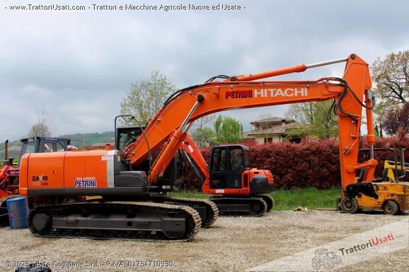 Escavatore  - zx210n hitachi 2