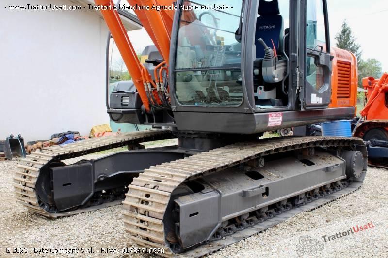 Escavatore  - zx210n hitachi 3