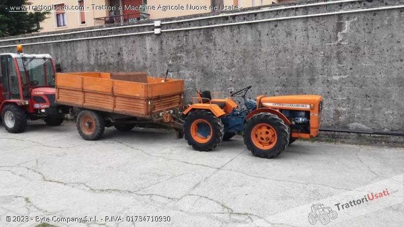 Trattore kubota - b1200 0