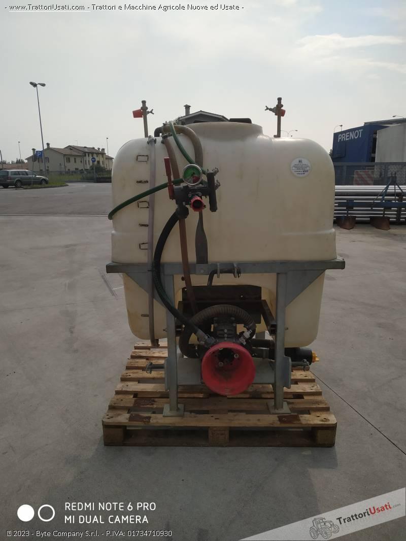 Atomizzatore  - 400 lt 0