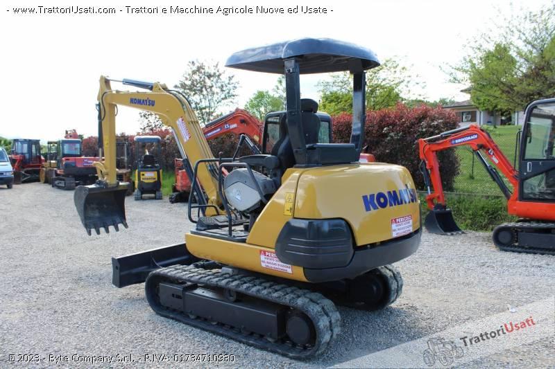 Mini escavatore  - pc25-1 komatsu 1