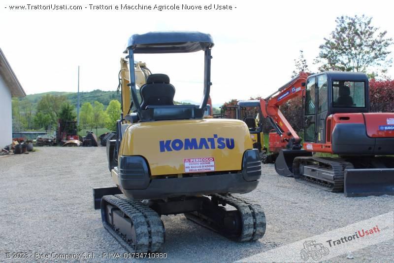 Mini escavatore  - pc25-1 komatsu 2