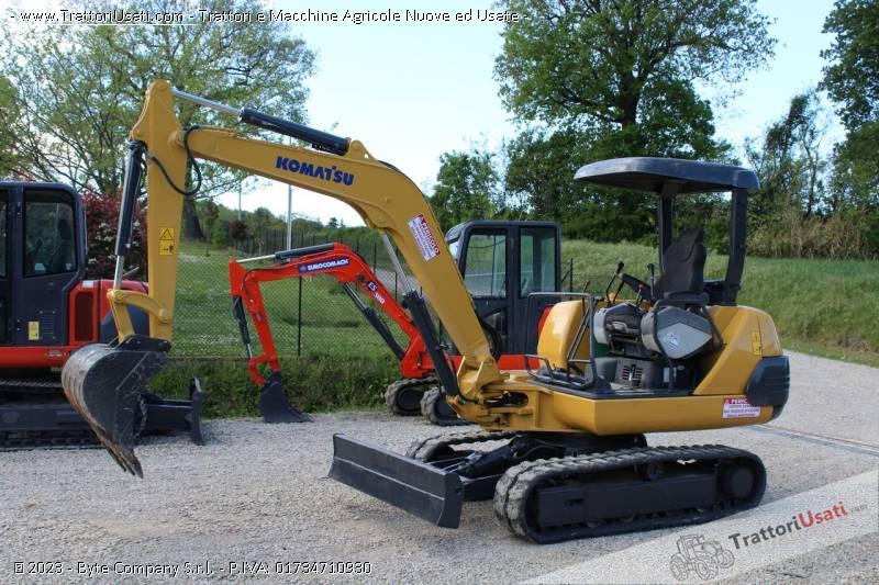 Mini escavatore  - pc25-1 komatsu 5