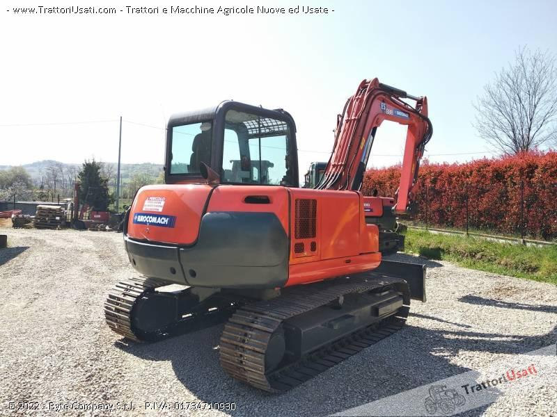 Mini escavatore  - es800 eurocomach 2