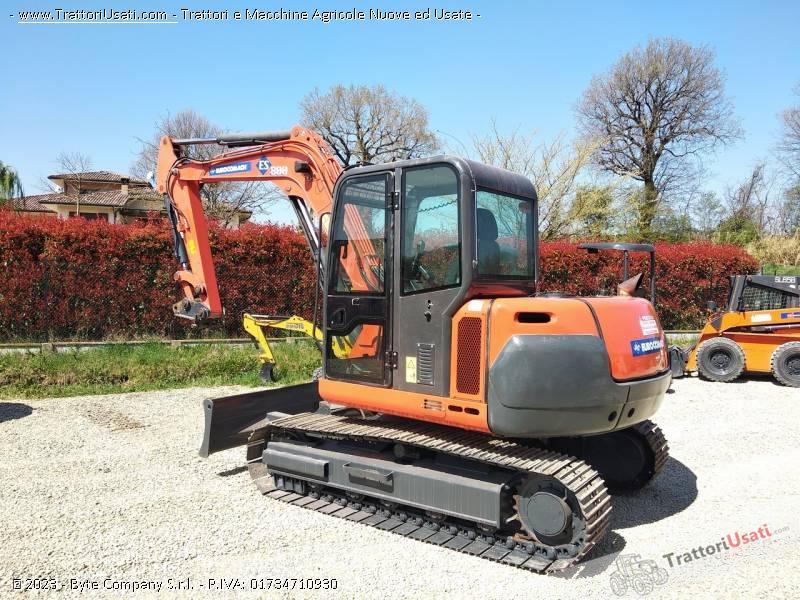 Mini escavatore  - es800 eurocomach 4
