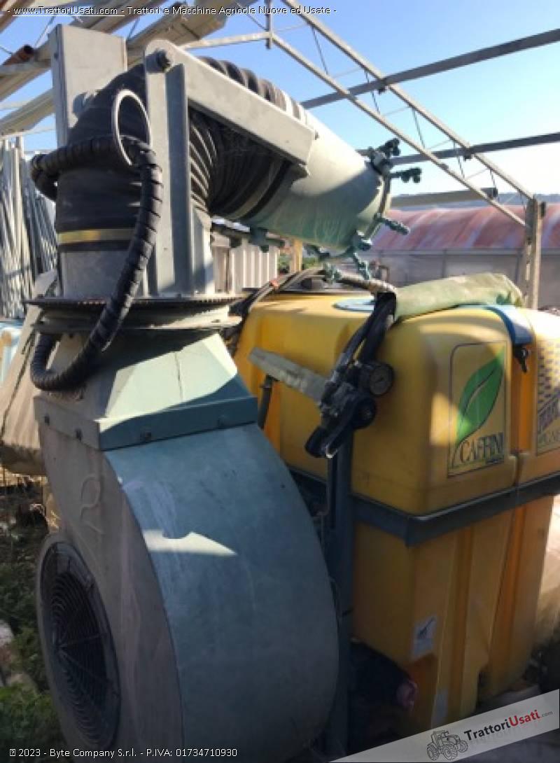 Turbina robot  - caffini big 600 2